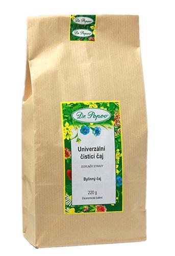 Dr. Popov - Univerzální čisticí čaj