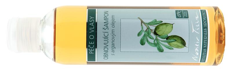 Nobilis Tilia - obnovující šampon s arganovým olejem