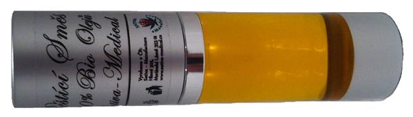 Sativa Manufacture - směs vzácných bio olejů s Q10 a broskvovou vůní