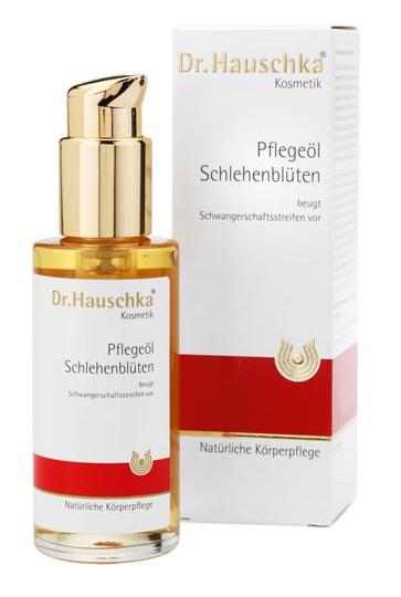 Dr. Hauschka - pěsticí olej Růže