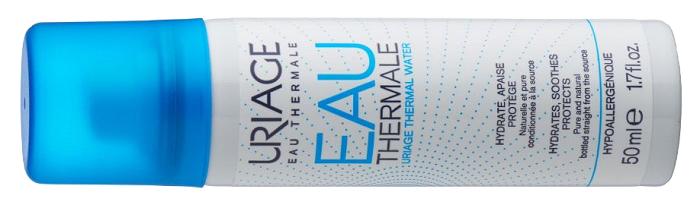 Uriage - Termální voda