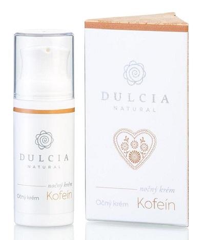 Dulcia - oční krém s kofeinem