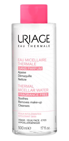Uriage - micelární termální voda pro citlivou pleť