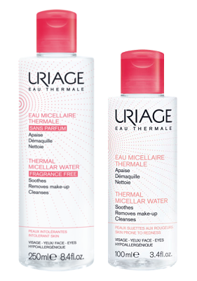 Uriage – Zklidňující a čisticí pleťová voda (Toléderm)
