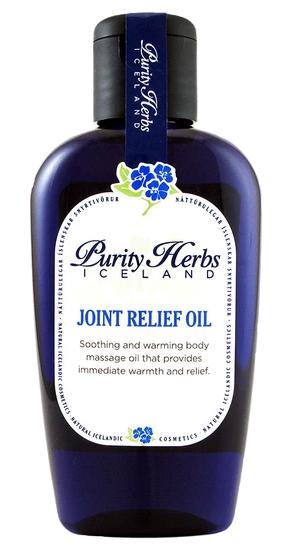 Purity Herbs – olej pro namožené klouby a svaly