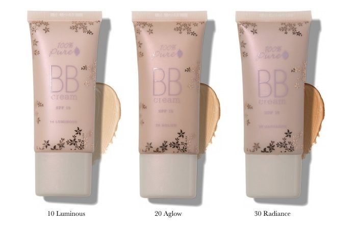 100% Pure – BB krém SPF15 10 Luminous