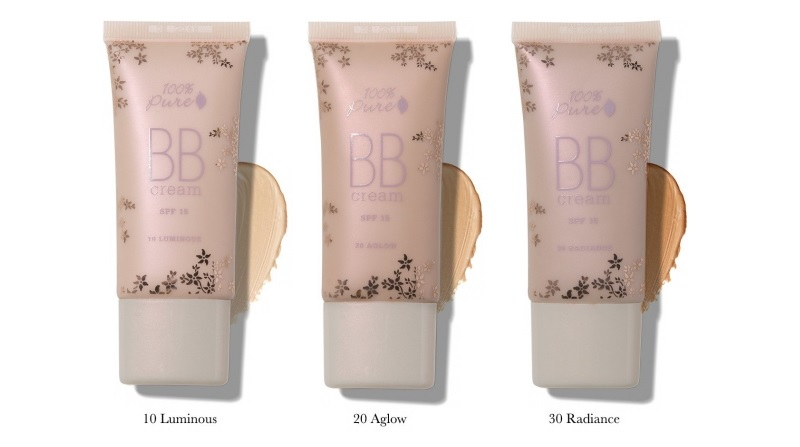 100% Pure - BB krém SPF15 10 Luminous