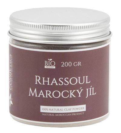 Zahir cosmetics - Rhassoul (marocký jíl)