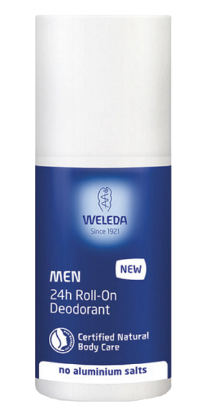 Weleda - deodorant Men 24h Roll-On