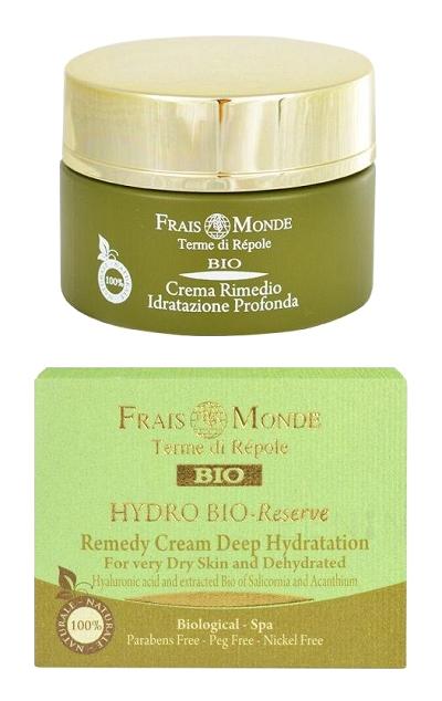 Frais Monde - Hydro Bio-Reserve Remedy Cream Deep Hydration (hydratační pleťový krém)
