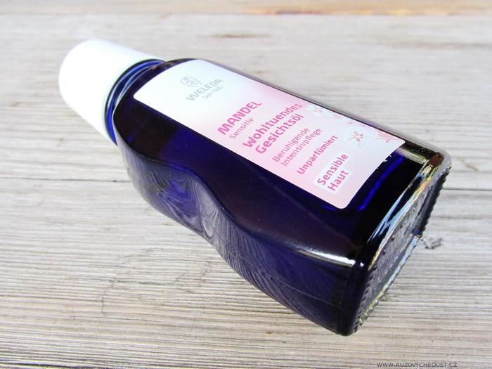 Weleda - Mandlový pleťový olej