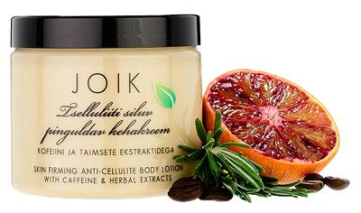 JOIK - Zpevňující tělové mléko proti celulitidě