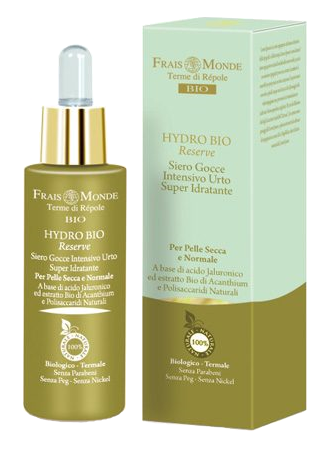 Frais Monde – Intensive Serum Super Hydrating (hydratační pleťové sérum)