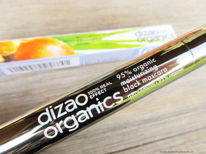 Dizao - černá řasenka