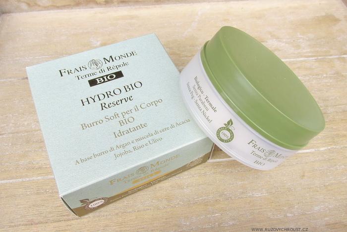 Frais Monde - tělové máslo Hydro Bio Reserve
