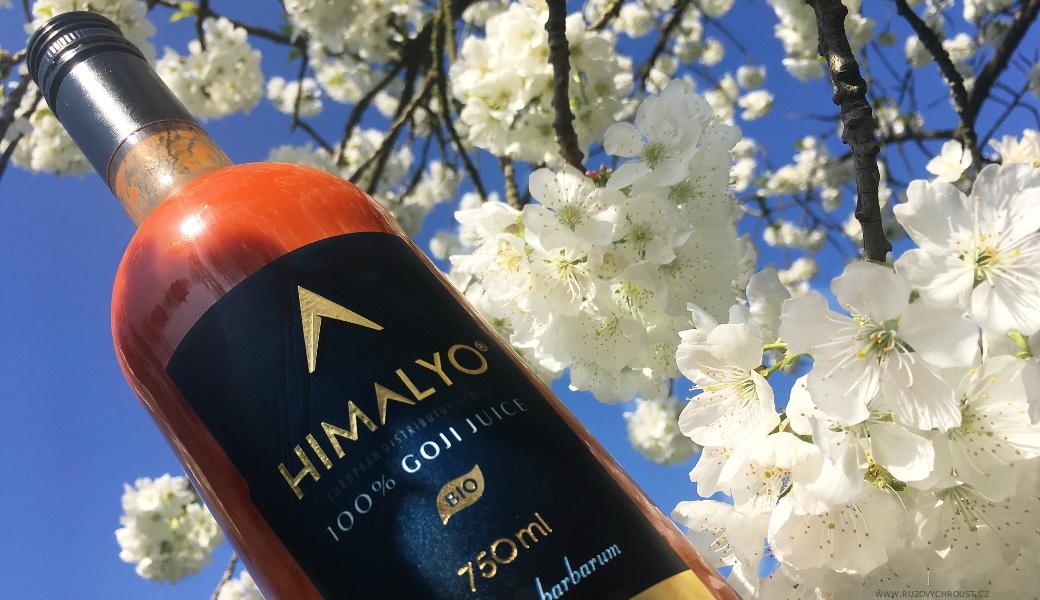 Himalyo - Goji juice BIO