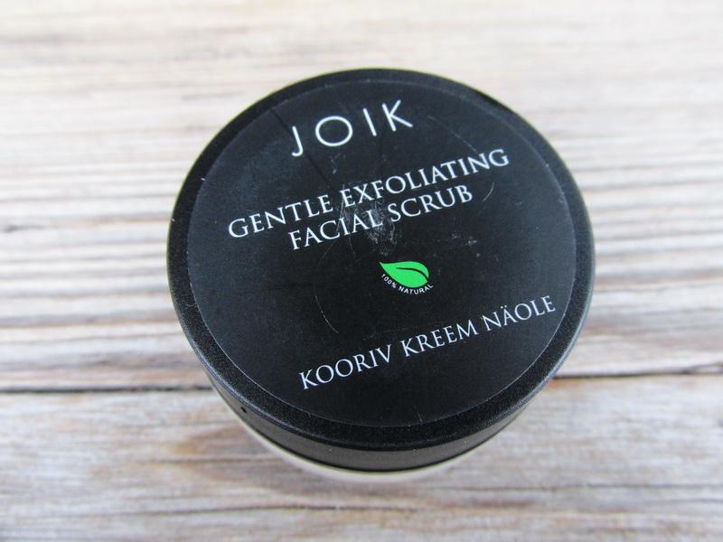 Joik - Exfoliační peeling na obličej