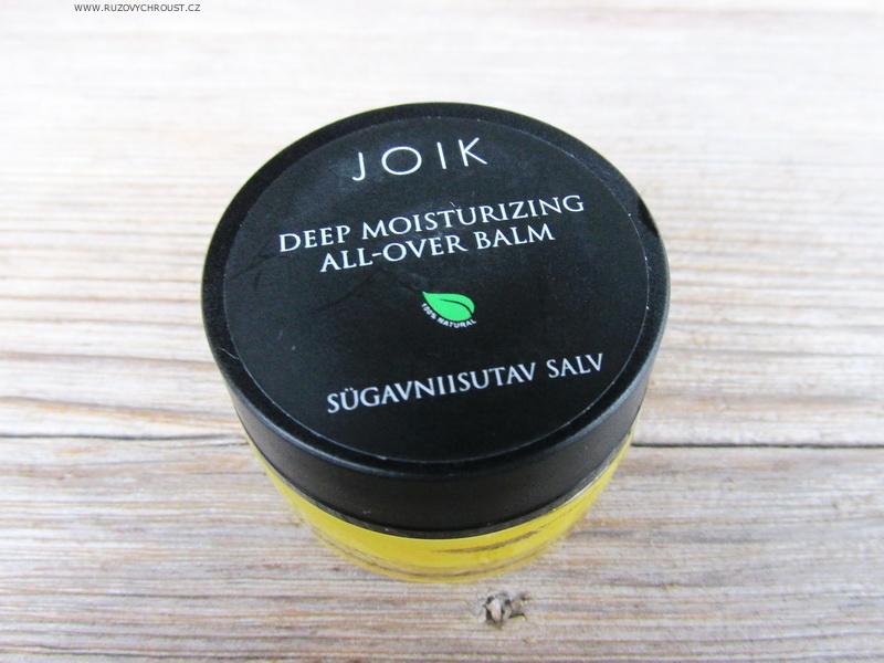 Joik - Hloubkově hydratační balzám s emu olejem