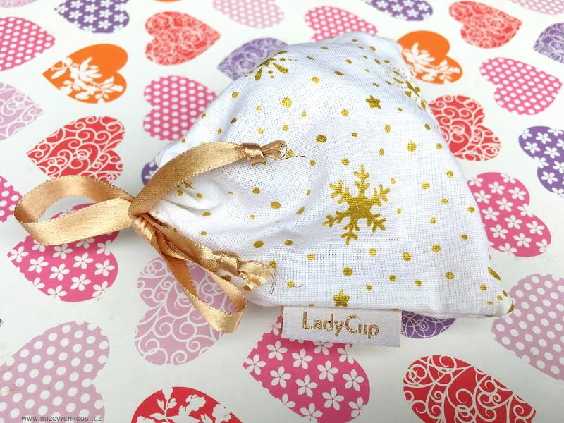Menstruační kalíšek - Ladycup