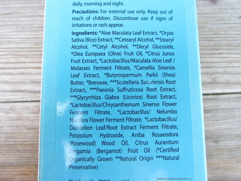 Whamisa – odličovací olej, pěnový čisticí krém, tonikum Deep Rich