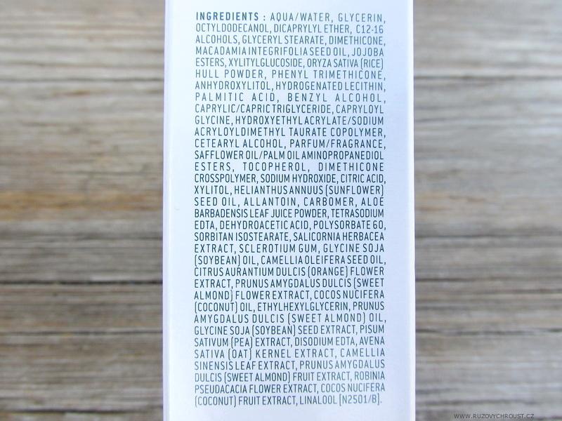 Nuxe - 24hodinová zklidňující a hydratační emulze Crème Fraîche de Beauté light
