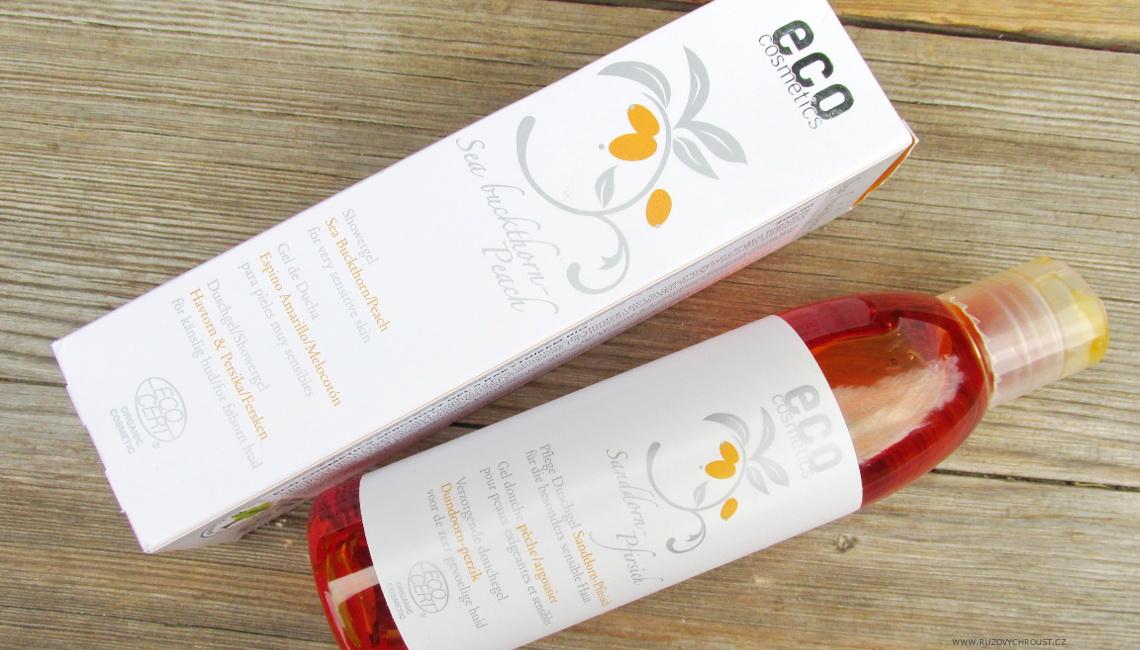 Eco Cosmetics - BIO sprchový gel s rakytníkem