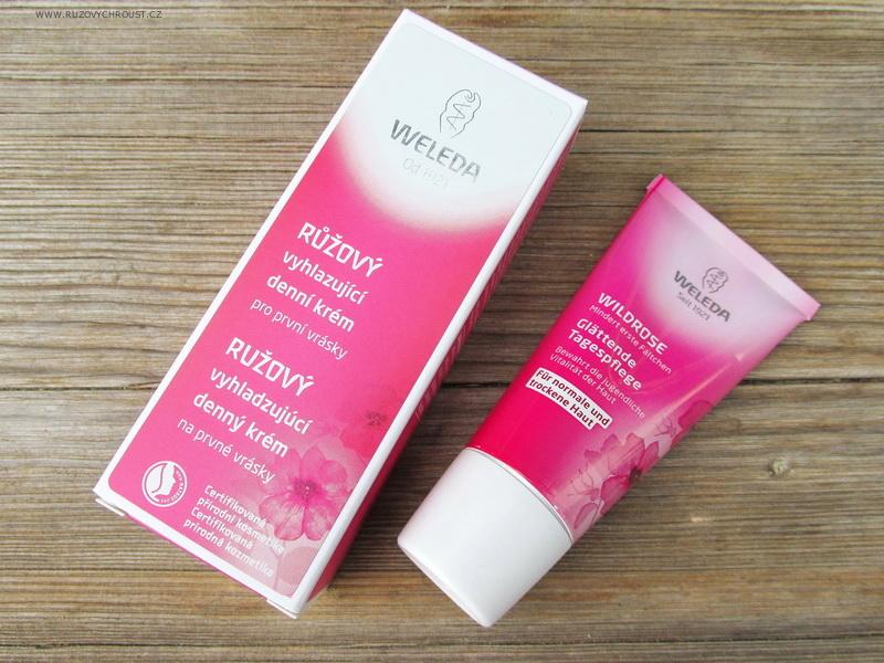 Weleda - Růžový vyhlazující denní krém