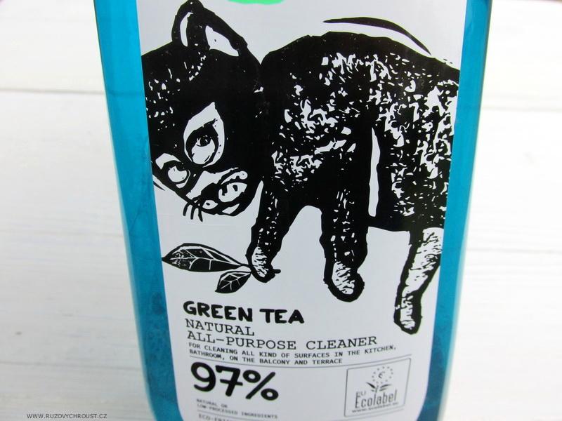 Yope - univerzální čistič ve spreji (zelený čaj)