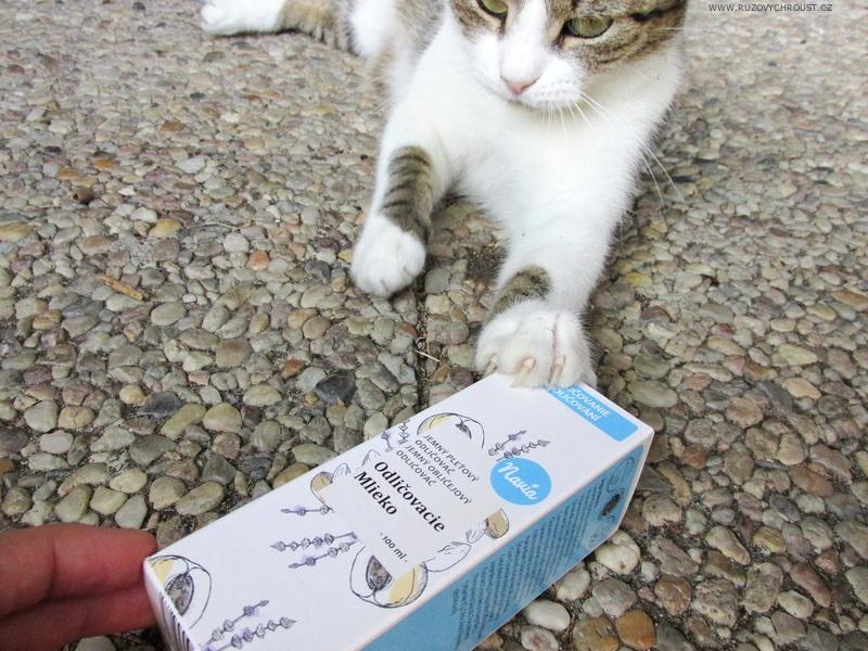 Navia - Odličovací mléko