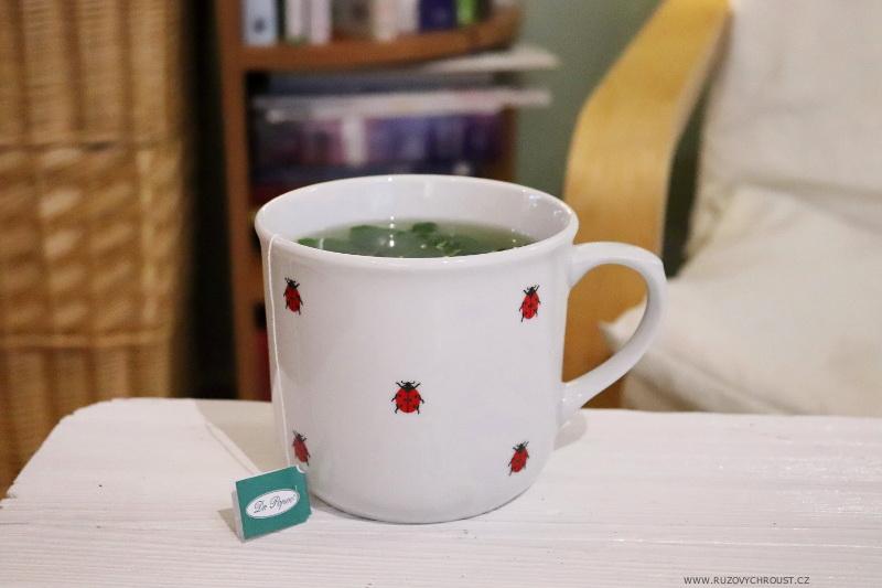 Dr. Popov mátový čaj