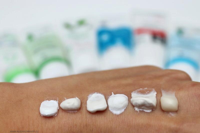 Velké testování 11 přírodních zubních past