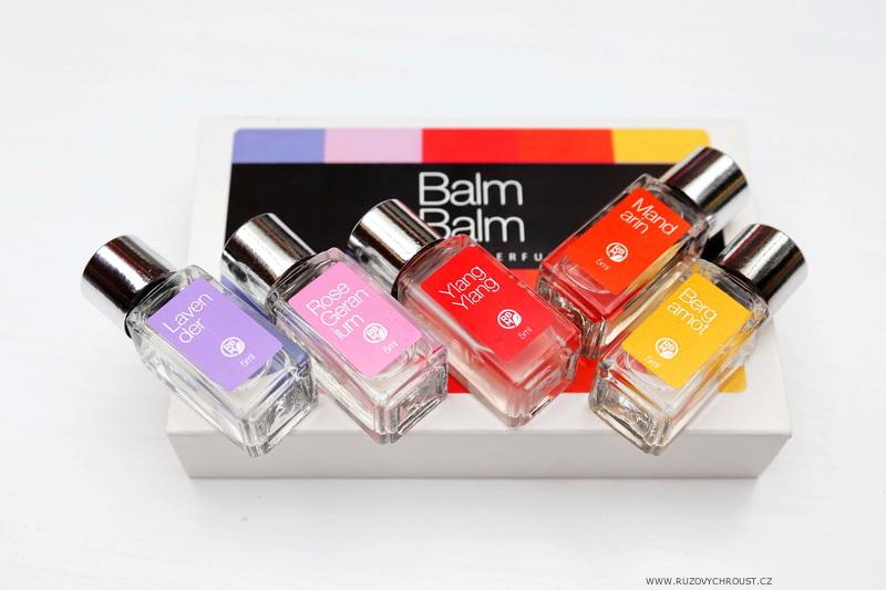 Balm Balm - dárkový set Single Note parfémů