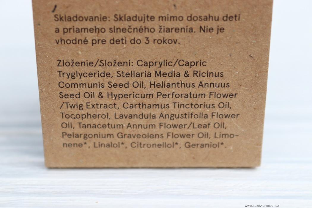 """Mylo - Odličovací olej """"Botanika"""""""