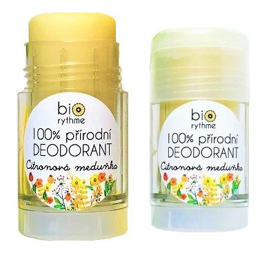 Biorythme přírodní deodorant Citronová meduňka