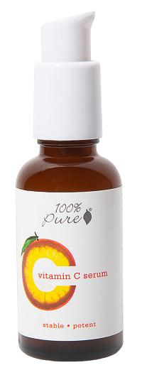 100% Pure pleťové sérum Vitamin C