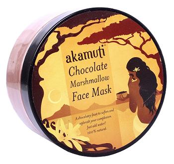 Akamuti - chocolate marshmallow mask