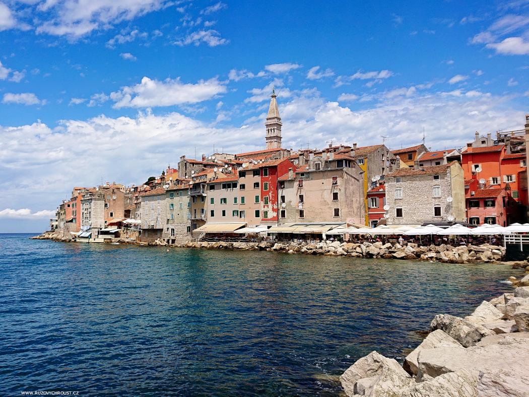 Istrie - Poreč, Rovinj, Rijeka, Pula, Piran