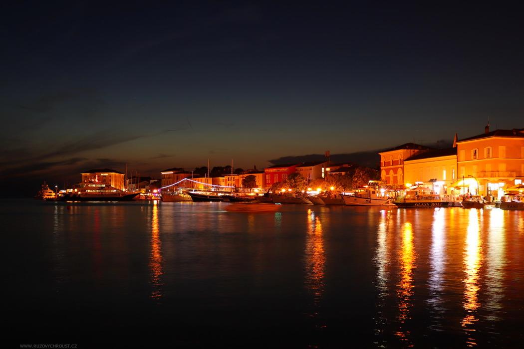 Istrie – Poreč, Rovinj, Rijeka, Pula, Piran