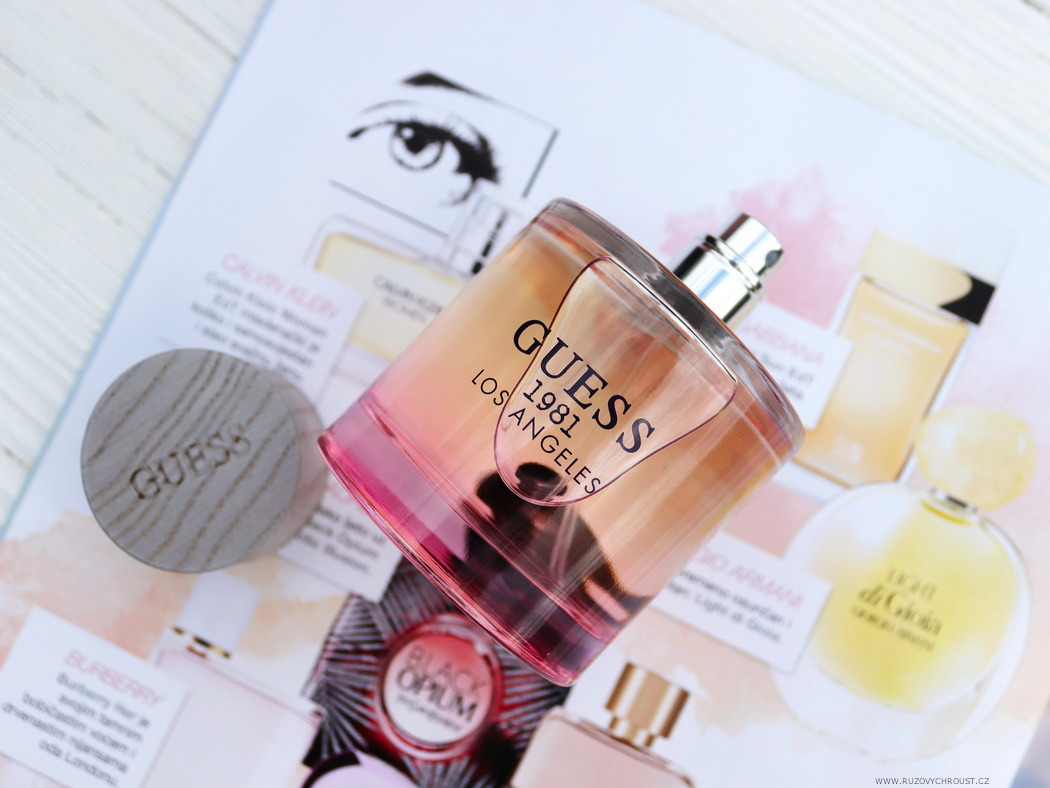 Guess 1981 Los Angeles EDT