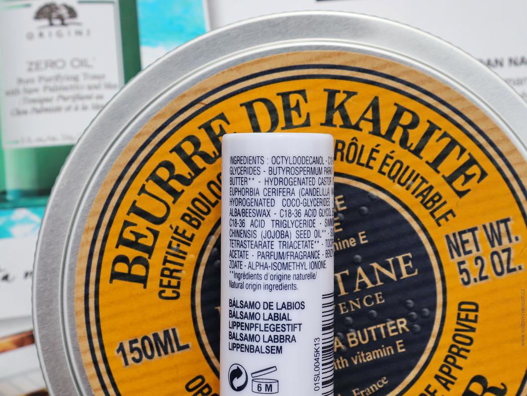 L'Occitane - řada s bambuckým máslem