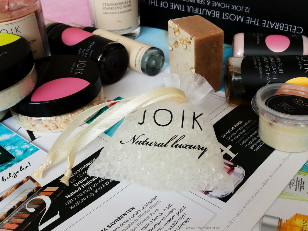 JOIK Natural luxury sachet