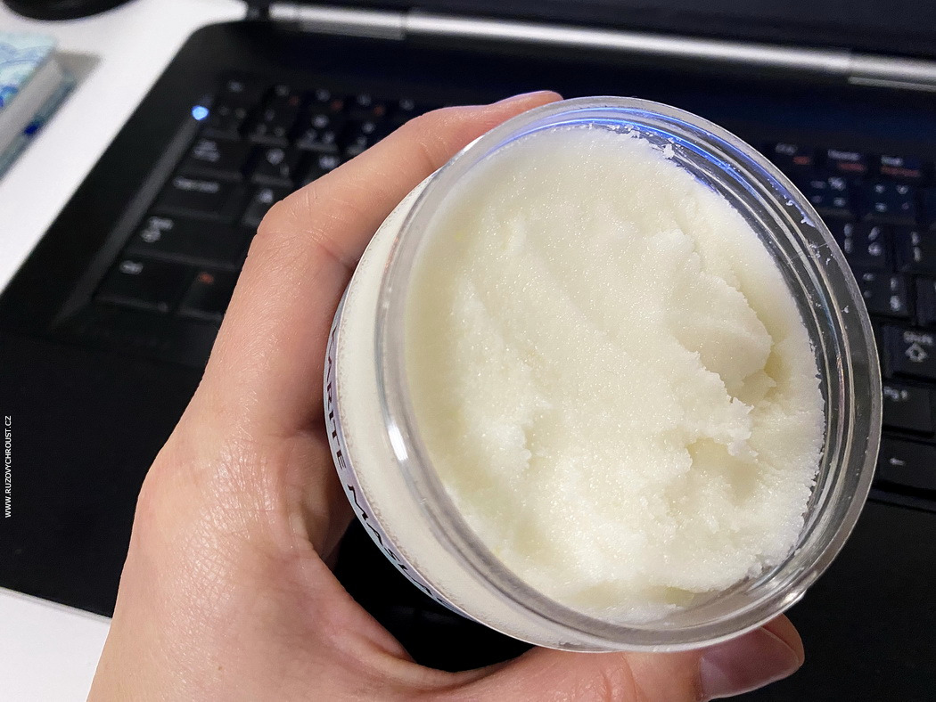 La petite lavande - bambucké máslo, tuhý deodorant (bergamot & citronová tráva) a balzám na rty Sun protect