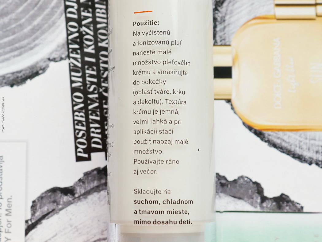 Kvitok (Navia) - pleťový krém z řady Solution (Sensitive, Citlivá pleť)
