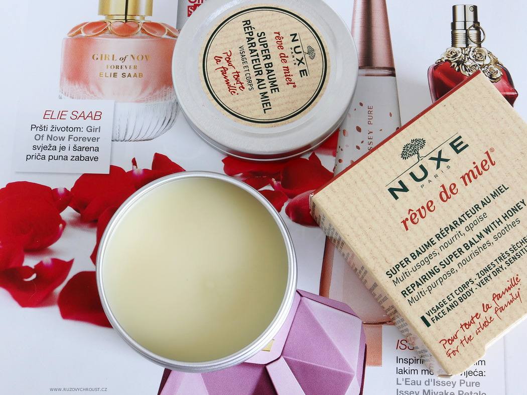 Nuxe - Rêve de Miel Repairing Super Balm With Honey