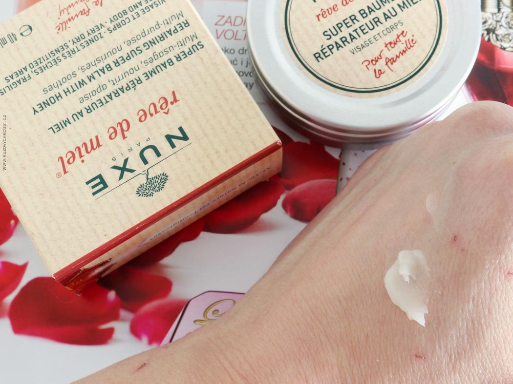 Nuxe - Rêve de Miel Repairing Super Balm With Honey
