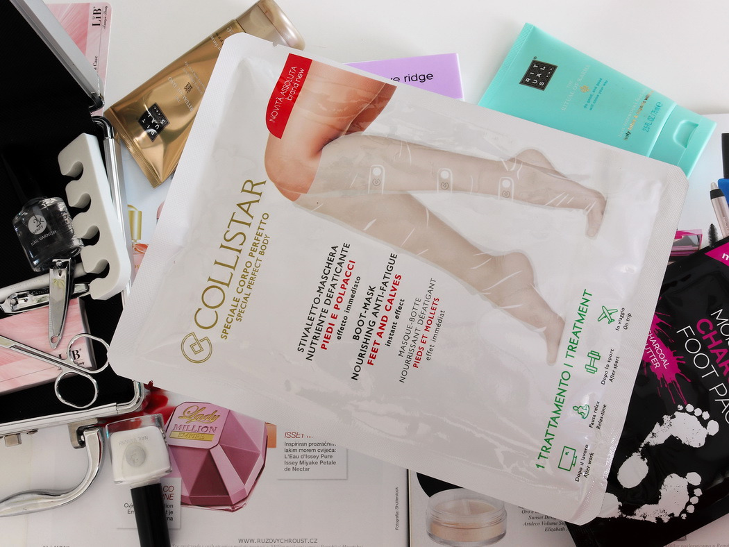 Vše, co potřebujete pro péči o krásné nohy (Rituals, Collistar, 2k Beauty, Gabriella Salvete, XBC)