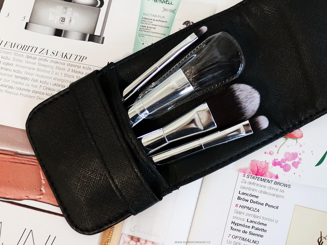 Gabriella Salvete TOOLS Travel Set of Brushes