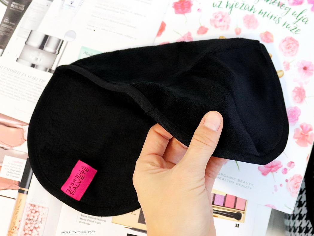 Gabriella Salvete TOOLS MakeUp eraser towel