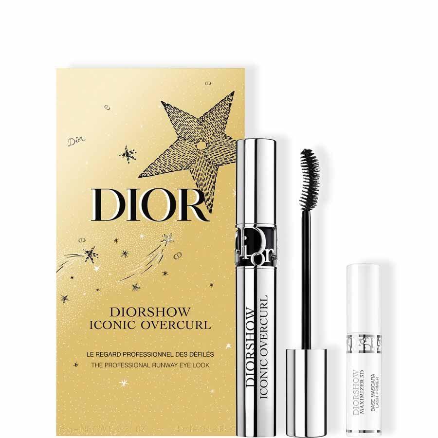 Dior Holiday Couture Collection - Řasenka a Serum-Primer set - Dárkový set