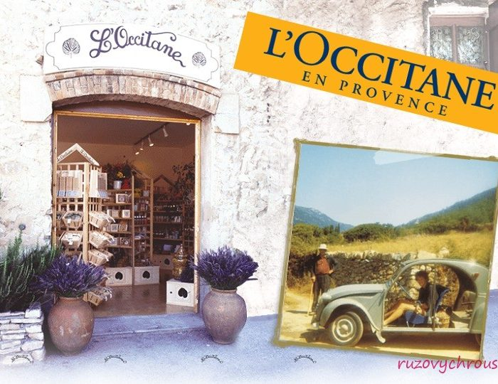 L'Occitane – La Collection de Grasse